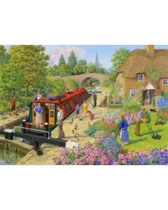 Lock Keepers Cottage Jigsaw