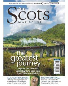 The Scots Magazine Staff Subscription