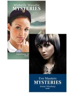 Midwife Maudie & Eve Masters Mysteries Book Pack