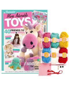 Homemaker Adorable Toys Bookazine