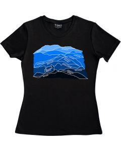 Munros Ladies T-shirt