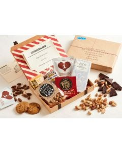 Nut Lovers Letter Box Hamper