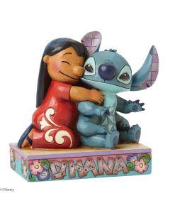 Ohana Means Family Lilo and Stitch Figurine
