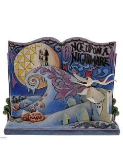 Once Upon A Nightmare Storybook Figurine