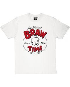 Oor Wullie Braw Time T-shirt