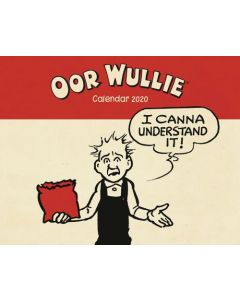 Oor Wullie Calendar 2020