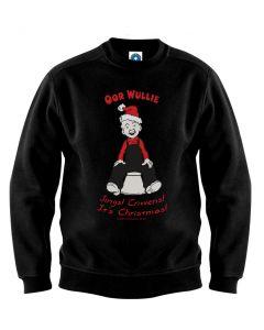 Oor Wullie Jings Christmas Jumper