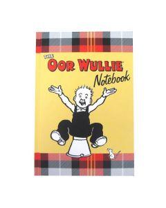 Oor Wullie Notebook