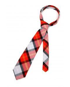 Oor Wullie Tartan Tie