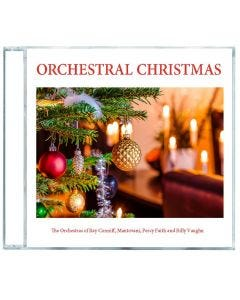 Orchestral Christmas CD