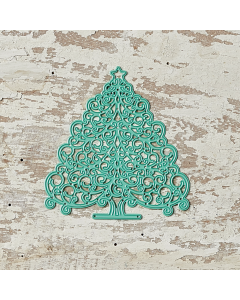 Large Christmas Tree Die