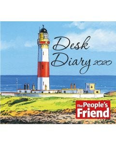 The People's Friend Diary 2020