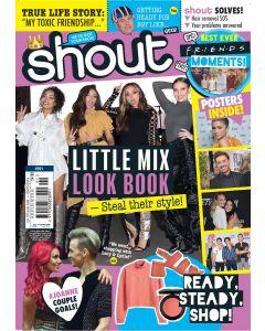 Shout Magazine 6 Issues UK