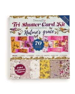Dovecraft Tri Shutter Card Kit