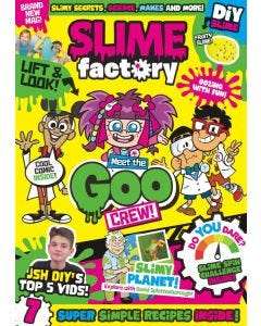 Slime Factory Issue 1