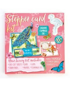 Tropical Stepper Card Kit