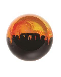 Caithness Glass Landmarks - Stonehenge Paperweight