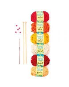 Sundaze Yarn Kit (132g)
