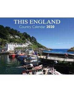 This England Country Calendar 2020