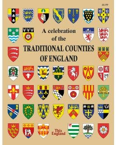 A Celebration Of The Traditional Counties of England
