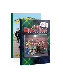 The Broons Annual & Oor Wullie Annual 2018