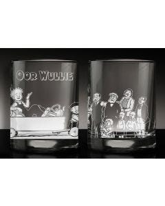The Broons and Oor Wullie Crystal Tumbler Set