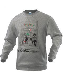 The Broons Christmas Window Jumper