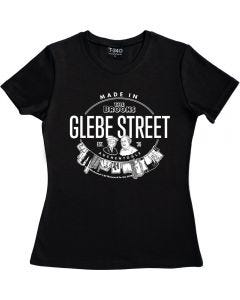 The Broons Glebe Street Ladies T-shirt