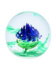 Caithness Scottish Thistle Paperweight