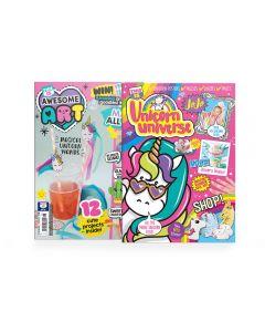 Awesome Art & Unicorn Universe Pack