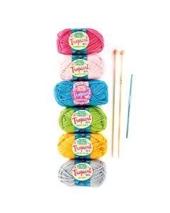 Tropical Yarn Kit
