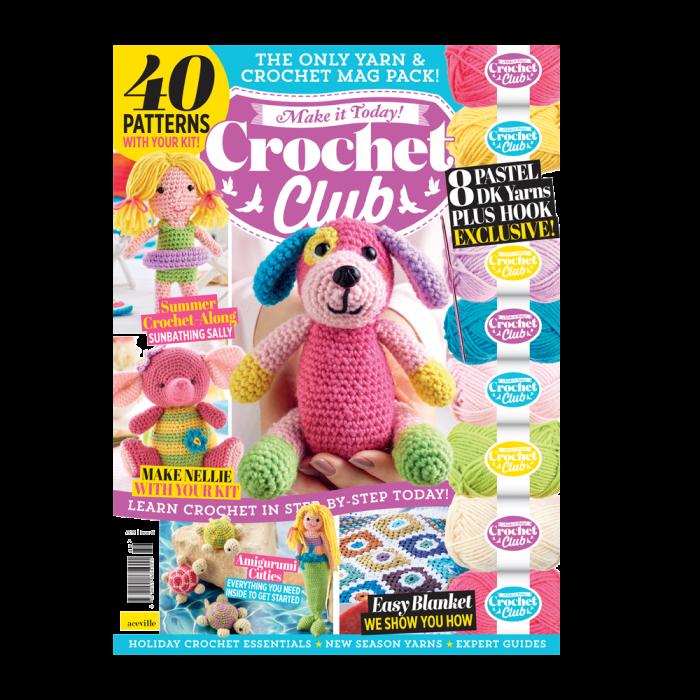 Love Crochet Digital Subscription - isubscribe.com.au   700x700