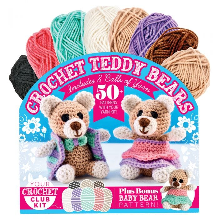 SIMPLE crochet teddy bear tutorial part 1 / beginner friendly ... | 700x700