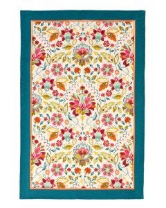 Ulster Weavers Bountiful Floral Linen Tea Towel
