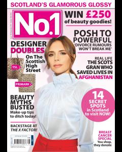 No.1 Magazine subscription-10 Issues UK