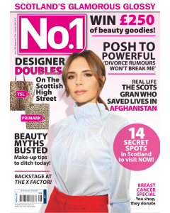 No.1 Magazine magazine subscription
