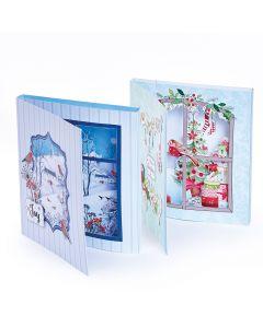 Bumper 3D Window Card Kit