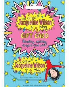 Jacqueline Wilson Subscription Gift Card