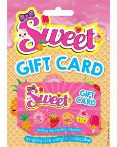 Sweet magazine subscription Gift Card