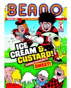 Beano Comic Subscription-12 Issues UK