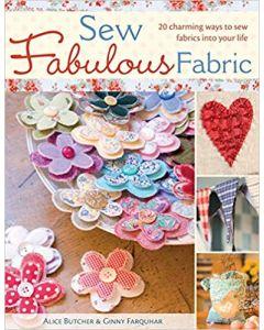 Sew Fabulous Fabric Book
