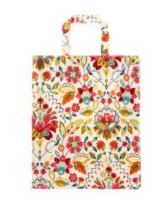 Ulster Weavers Bountiful Floral PVC Medium Bag