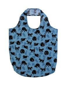 Ulster Weavers Cat Nap PVC Packable Bag