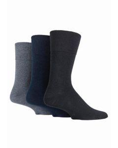 Gents Gentle Grip Diabetic Socks