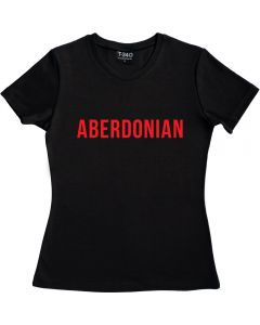 Aberdonian Ladies T-shirt