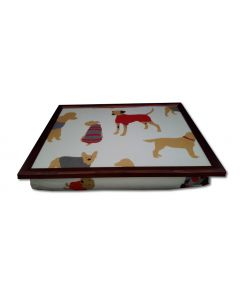 Man's Best Friend Lap Tray
