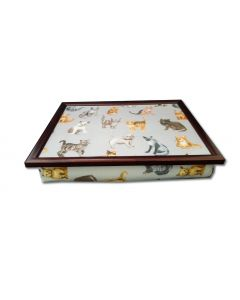 Cool Cats Lap Tray