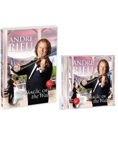 André Rieu: Magic of the Waltz CD/DVD Set