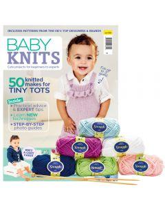 Baby Knits Bookazine