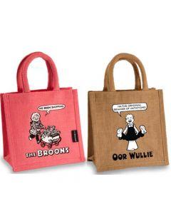 The Broons Bairn Bag & Oor Wullie Imitations Gift Bag